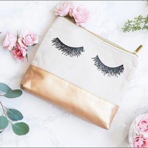 Sweet Water Decor Eyelash Makeup Case